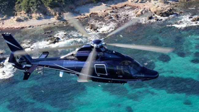 Curated Luxury Experiences with Helicopter