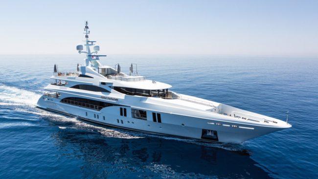 Yacht Ocean Paradise - Exterior